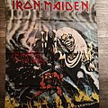 Iron Maiden - Other Collectable - Iron Maiden - The Number of the Beast - Flag