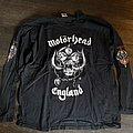 Motörhead - England. XL TShirt or Longsleeve