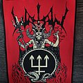 Watain - Backpatch