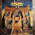Iron Maiden - Other Collectable - Iron Maiden - Powerslave - Flag