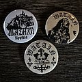 Watain - Pin / Badge - Watain - buttons