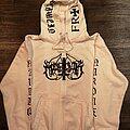 Marduk - Hooded Top / Sweater - Marduk - Frontschwein - zip hoodie