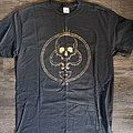 Ritual Death - Sigil - Gold print TShirt or Longsleeve