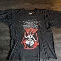 Darkthrone - Baphomet. XL TShirt or Longsleeve