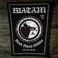 Watain - Patch - Watain - Backpatch