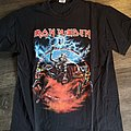 Iron Maiden - Somewhere Back In Time - Nordic Tour 2008 - L TShirt or Longsleeve