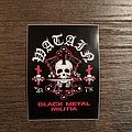 Watain - Other Collectable - Watain - sticker