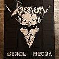 Venom - Other Collectable - Venom - Black Metal - Flag