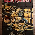Iron Maiden - Other Collectable - Iron Maiden - Piece of Mind - Flag