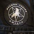 Marduk - Patch - Marduk - Legion Sweden - patch
