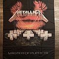 Metallica - Other Collectable - Metallica - Master of Puppets - Flag