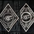 Watain - Patch - Watain - Lawless Darkness - patch