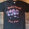 Motörhead - Iron Fist TShirt or Longsleeve