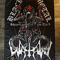 Watain - Flag. Sworn to the Dark