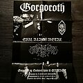 Gorgoroth - Other Collectable - Gorgoroth / Enslaved concert poster 1994