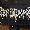Repugnant - Patch - Repugnant - Logo patch