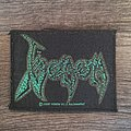 Venom - Patch - Venom - logo patch