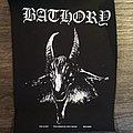 Bathory - Patch - Bathory - backpatch