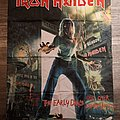 Iron Maiden - Other Collectable - Iron Maiden - Early Days - Flag