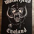 Motörhead - Other Collectable - Motorhead - England - Flag