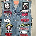 Judas Priest - Battle Jacket - Monsters Of Rock