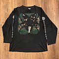 "Dimmu Borgir - TShirt or Longsleeve - Dimmu Borgir ""Cunt Hunters of the Night"" Long Sleeve"