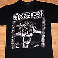 Gorefest - TShirt or Longsleeve - Gorefest Horrors In A Retarded Mind shirt