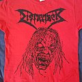 Dismember - TShirt or Longsleeve - Dismember Rehearsal Demo '89 red shirt