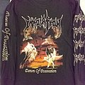 Immolation Dawn of Possession long-sleeve  TShirt or Longsleeve