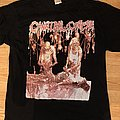 Cannibal Corpse - TShirt or Longsleeve - Cannibal Corpse Butchered at Birth shirt