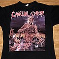 Cannibal Corpse - TShirt or Longsleeve - Cannibal Corpse Eaten Back to Life shirt