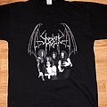 Sadistic Intent Invocation of Blasphemy European Tour 2012 shirt