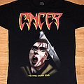 Cancer To the Gory End shirt