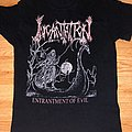 Incantation Entrantment of Evil shirt