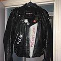 GISM - Battle Jacket - Leather jacket