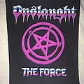 Onslaught The Force vintage back patch