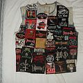 Blasphemous metal altar Battle Jacket