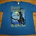 Iron Maiden - TShirt or Longsleeve - Fear of the dark - glow in the dark shirt