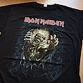 Iron Maiden - TShirt or Longsleeve - No prayer for the dying - glow in the dark shirt