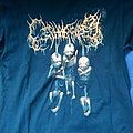 Cephalotripsy Bisected Malformations Enshrined Upon Stakes Test Print Shirt