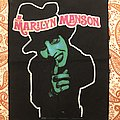 Marilyn Manson Smells Like Children Back Patch