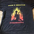 Type O Negative Pyromantic TShirt or Longsleeve
