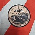 Sabbat Sabbatical Possessitic Hammer Patch