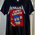 Metallica - TShirt or Longsleeve - 1989 Metallica Cap'ns of Krunch Krew shirt.