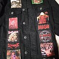 My first battle jacket