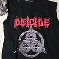 Deicide once upon the cross shirt with no sleeves