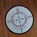 Megadeth - Patch - Megadeth Cryptic Writings patch