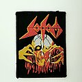 Sodom - Patch - Obsessed by Cruelty bootleg patch
