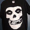 Misfits fiend skull shirt