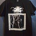 Darkthrone - TShirt or Longsleeve - Darkthrone Under a Funeral Moon tee